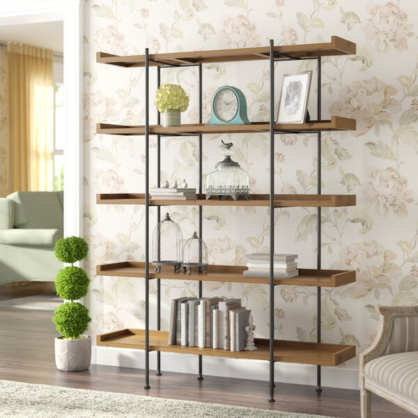 Wanda Etagere Bookcase by Laurel Foundry Modern Farmhouse