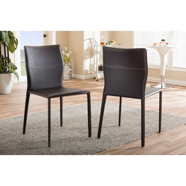 Aichele Side Chair (Set of 2) by Latitude Run
