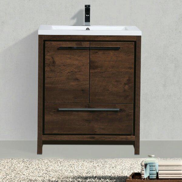 Almendarez Free Standing 30 Single Bathroom Vanity Set by Langley Street