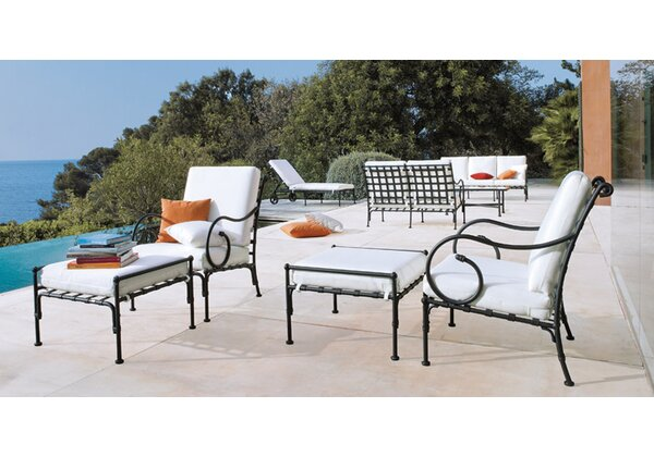 Aikens Deep Seating  Group With Cushions By One Allium Way