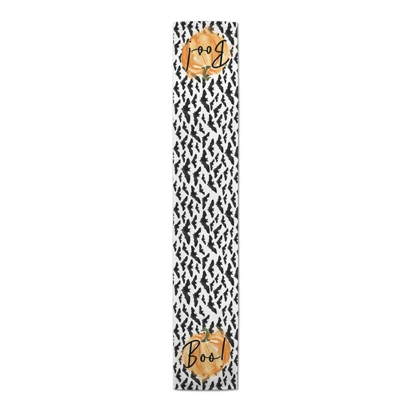 Harold Boo Bats Table Runner by The Holiday Aisle