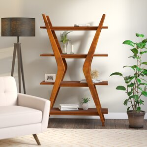 Woodcrest Ladder Bookcase