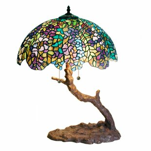 Inexpensive Tree 25 Table Lamp By Warehouse of Tiffany