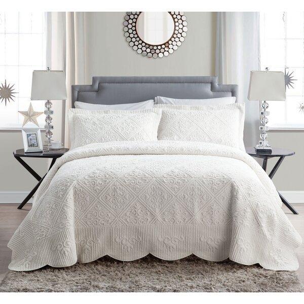 Sharron 3 Piece Comforter Set By Greyleigh.