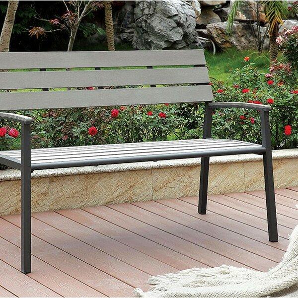 Saucedo Garden Bench by Loon Peak