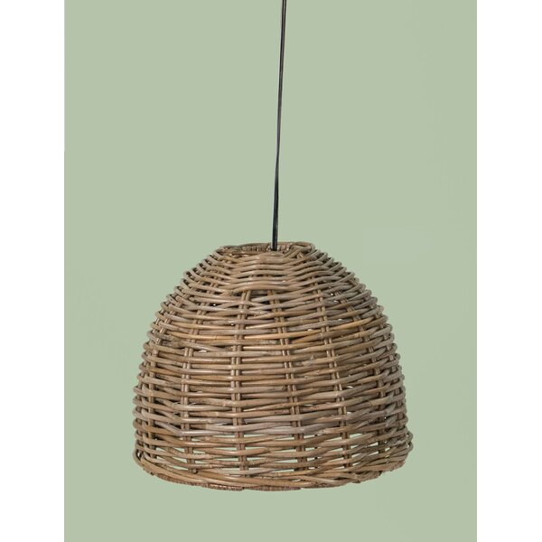 Northampton 1-Light Dome Pendant by Bay Isle Home