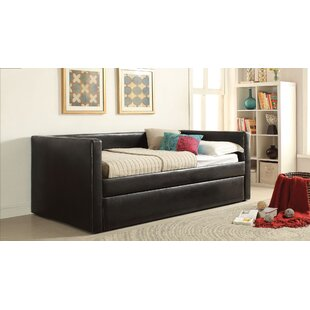 Eleni Twin Daybed with Trundle Bed