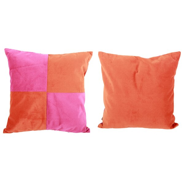 Throw Pillow (Set of 2) by A&B Home