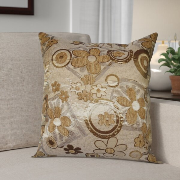 Merlene Daisy Decorative Pillow Cover by Red Barrel Studio