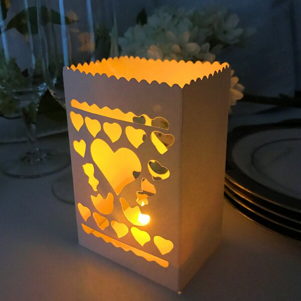 Luminary Candle Tealight by The Holiday Aisle