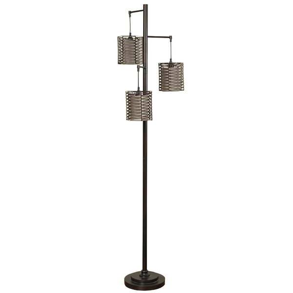 Paget 72 Tree Floor Lamp by Bay Isle Home