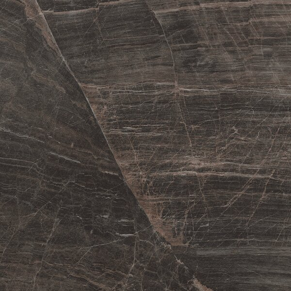 Anthology 16.75 x 16.75 Porcelain Field Tile in Brown by Samson