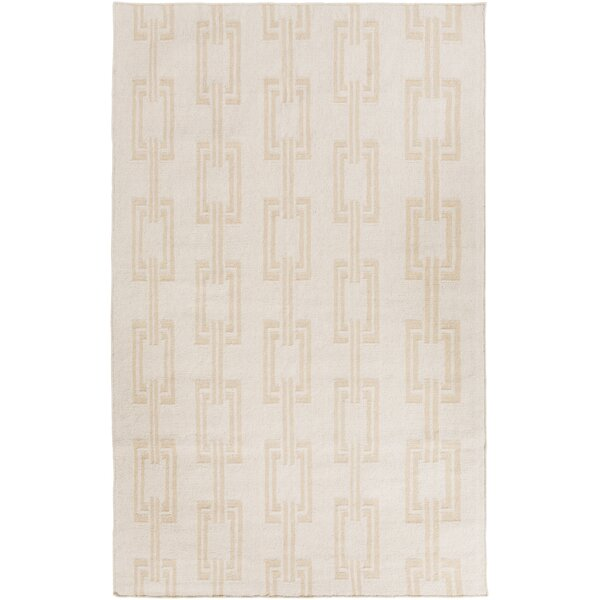 Boardwalk Light Gray/Olive Area Rug by Somerset Bay