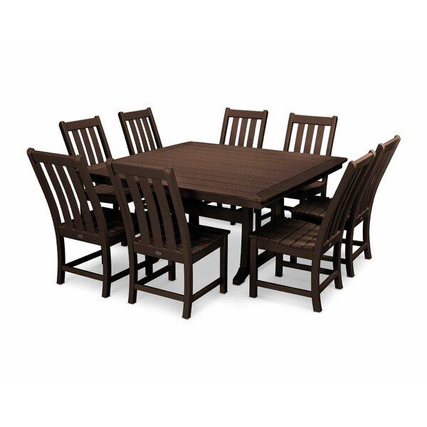 Vineyard 9 Piece Dining Set by POLYWOOD®