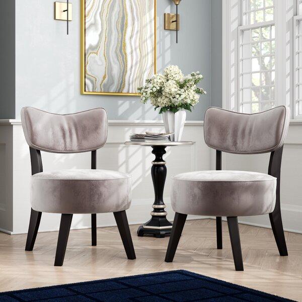 Lazzaro Side Chair (Set of 2) by Brayden Studio