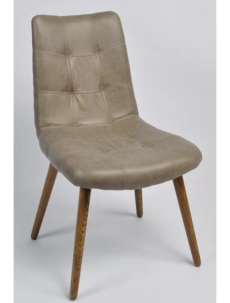 Mosses Upholstered Dining Chair by Gracie Oaks