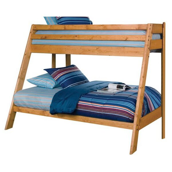 Waite Twin Over Full Bunk Bed by Harriet Bee