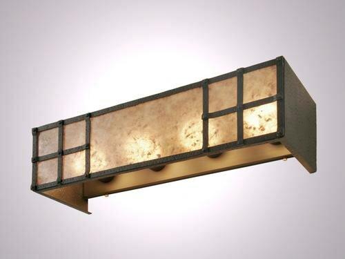 San Carlos 4-Light Vanity Wall Sconce by Steel Partners