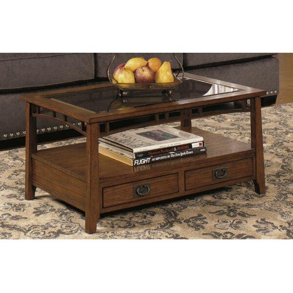 Landrienne Rectangular Coffee Table by Loon Peak