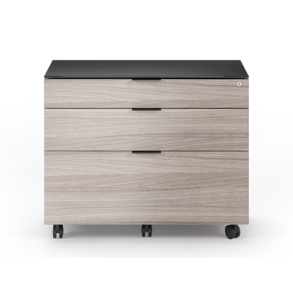 Sigma 3-Drawer Lateral Filing Cabinet