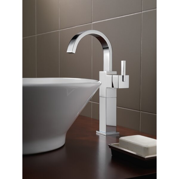 Vero Single hole Bathroom Faucet and Diamond Seal Technology by Delta