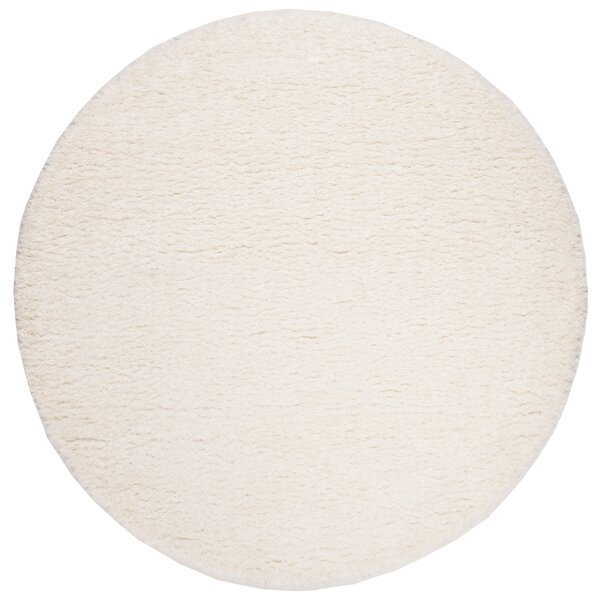 Lowell Ivory Area Rug by Ebern Designs