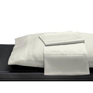 100% Cotton 400 Thread Count Pillow Case (Set of 2)
