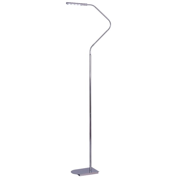 Bently 87 LED Task Floor Lamp by Wildon Home ®