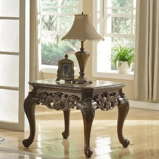 Reviews Living Room End Table By BestMasterFurniture