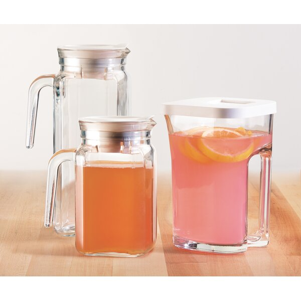Leclair Pitcher by Winston Porter
