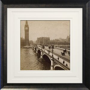 'Historical London' by Christin Atria Framed Photographic Print by Star Creations