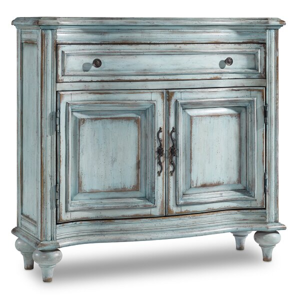 1 Drawer 2 Door Accent Cabinet by Hooker Furniture