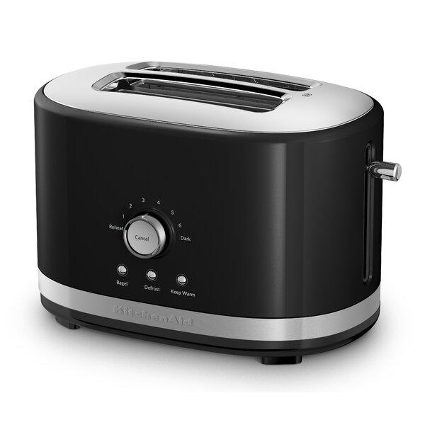 2-Slice Toaster by KitchenAid