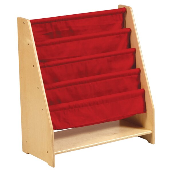 5 Compartment Book Display by Guidecraft