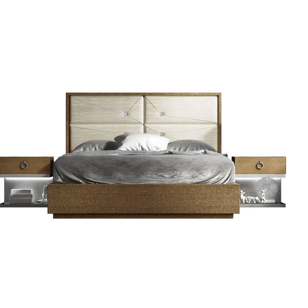 Longville King 3 Piece Bedroom Set by Mercer41