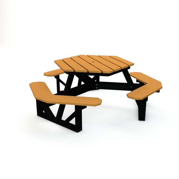 Picnic Tables You Ll Love In 2020 Wayfair
