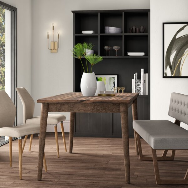 Calton Dining Table by Mercury Row