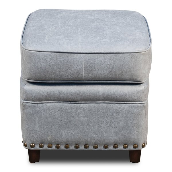 Elle Footstool Ottoman by Red Barrel Studio