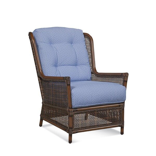 Palermo Patio Chair with Cushions by Braxton Culler