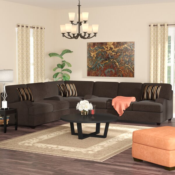 Lapeer Sectional by Charlton Home