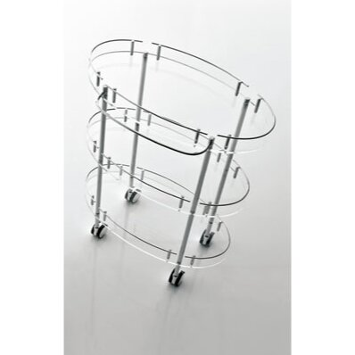 Complementi 23.6 W x 31 H x 14.1 D Free-Standing Bathroom Shelves