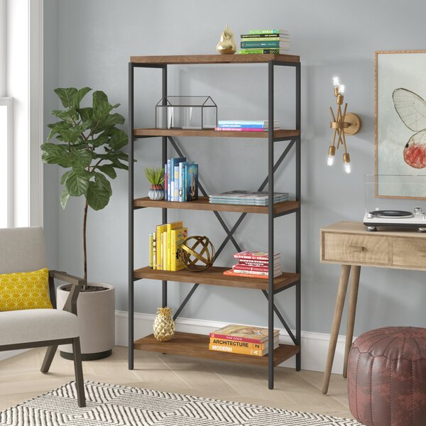 Champney Etagere Bookcase by Zipcode Design| @ $383.00