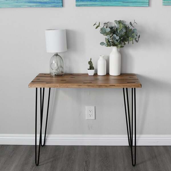 ConCo Console Table By Union Rustic