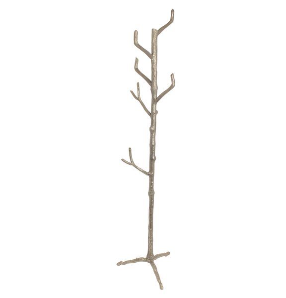 Tree Branch Aluminum Coat Rack by Urban Designs