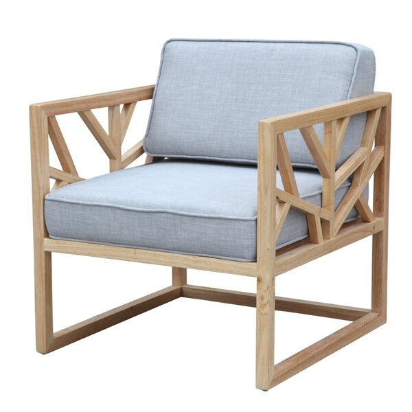 Armchair by Fine Mod Imports
