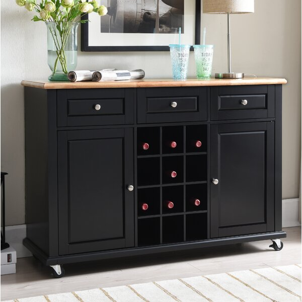 Edney Bar Cabinet by Darby Home Co Darby Home Co