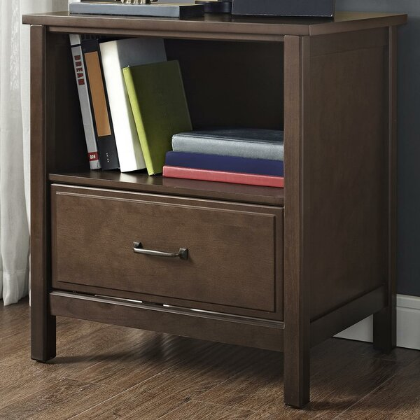 Lila 1 Drawer Nightstand by Viv + Rae