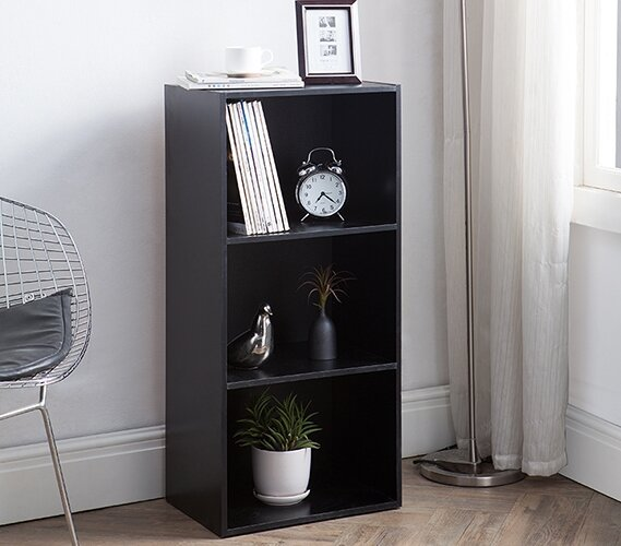 Remillard Standard Bookcase by Latitude Run