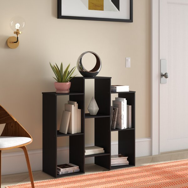 Rungata Geometric Bookcase By Wade Logan