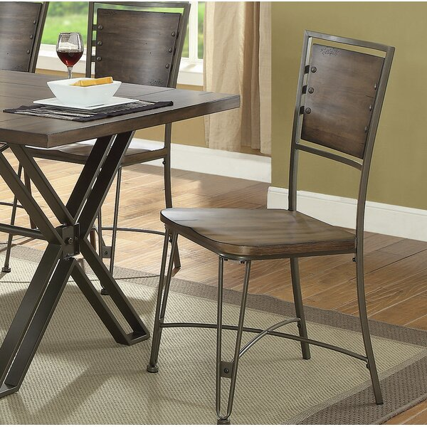Costilla Side Chair (Set of 2) by Williston Forge